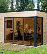 Plan veranda ossature bois, veranda homes calgary