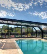 Veranda house hotel et veranda piscine adosse