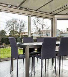 Akena veranda gironde, veranda design suisse