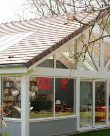 Salon De Jardin Veranda Par D&co Une Veranda