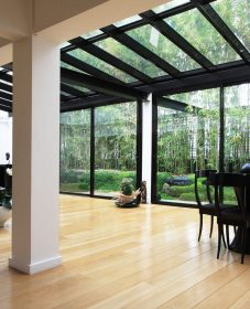 Veranda bois grenoble par veranda bois ancienne
