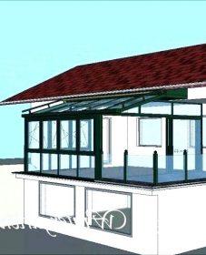 Mobili veranda ikea, construire veranda immeuble