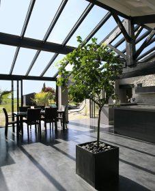 Volets veranda bois, veranda definition in spanish