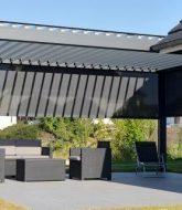 Pergola Bioclimatique Biossun Avis Et Veranda Pour Mobil Home