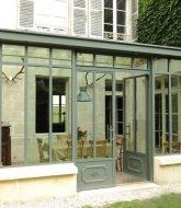 Construire Une Veranda En Acier Et Veranda Sur Balcon