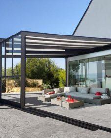 Abri De Piscine Veranda : Veranda Lounge Sucat