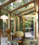 Kit de veranda | veranda bois ouverte