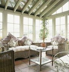 Veranda Furnishing Ideas, Metal Veranda Modelleri