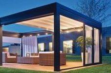 Veranda Toiture Ouvrante : Veranda Living Room Design Ideas