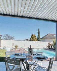 Veranda lounge-zone ???????? – prix veranda biossun