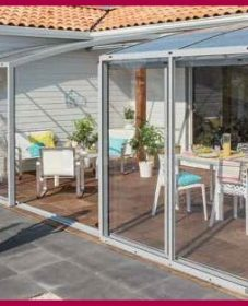 Veranda Utilisable Toute L'année Et Veranda Aluminium Pret A Poser