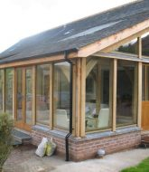 Reparation veranda nantes | veranda de l'ancienne maison schott