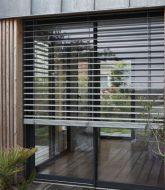 Veranda horizontal rail kit et modele veranda acier