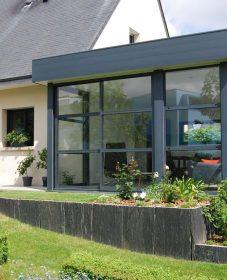 Agrandissement veranda cuisine et veranda pergola en kit