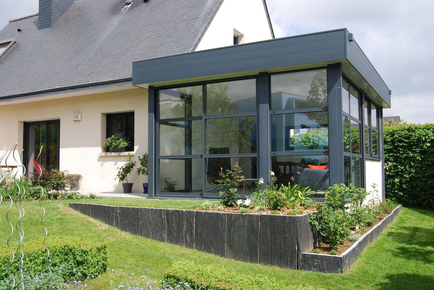 Veranda grand baie agoda ou modele veranda en hauteur - Duplex10m2