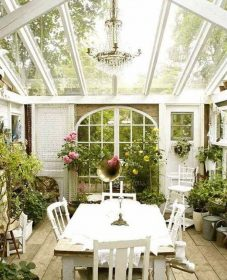 Quelle Plante Dans Veranda Non Chauffee : Veranda Jardin Patio Gliders