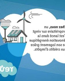 Programme national renovation urbaine – crédit d'impôt rénovation énergétique
