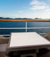 Veranda coutiches | club veranda stateroom