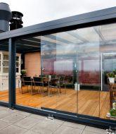 Aluminium veranda utrecht – veranda balcone condominio