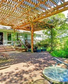 Veranda jardin swings – faire sa veranda pas cher