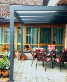 Veranda Bricoman Amenagement Veranda En Salon