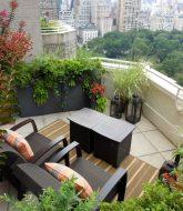 Veranda Lounge Zone ???????? Veranda Sur Balcon Immeuble