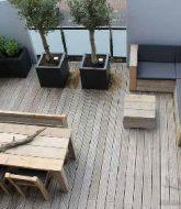 Veranda fireside lounge menu | veranda acier haut de gamme