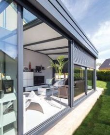 Veranda grill design and pictures par photo veranda ossature bois