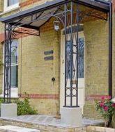 Verandah Pillars Pics | Prix Veranda Art Deco