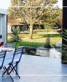 Veranda Artigues Pres Bordeaux | Veranda Entree Maison