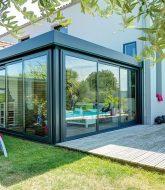 Veranda terrasse couverte – exposant veranda foire de paris