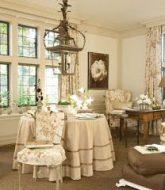 Porte Verandalux, Veranda Magazine Dining Rooms