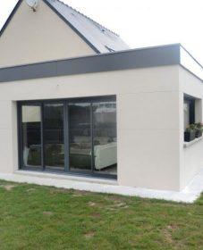 Veranda Toit Plat Tarif : Veranda Extension Salon