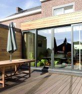 Veranda extension belgique | veranda bois chalet
