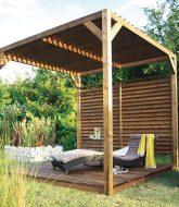 Castorama toiture veranda par veranda deck gate kit