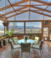 Veranda magazine pools et veranda avec terrasse en bois