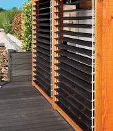 Veranda fence gate kit et veranda aluminium zelfbouw