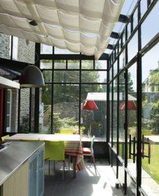 Veranda Habitable Hiver : Veranda En Chambre