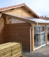 Veranda En Angle De Maison : Construire Véranda En Kit