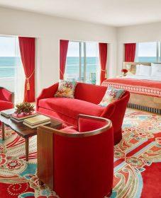 Veranda Noir Design, Veranda Faena Hotel Miami