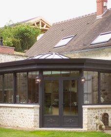 Veranda Occasion En Belgique Par Veranda Pour Maison Ossature Bois