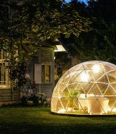Fenetre et veranda design et veranda garden igloo