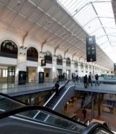 Architecte pour rénovation : gare saint lazare renovation