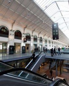 Architecte pour rénovation : gare saint lazare renovation