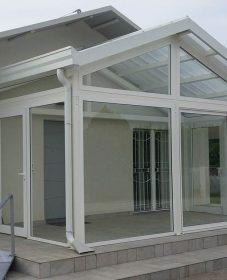 Veranda metallica par www.veranda bois