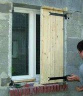 Aide financiere pour renovation grange : pose fenetre en applique renovation