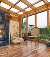 Cout veranda 30m2 : veranda adossée kit