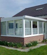 Modele veranda pvc : aluminium veranda utrecht