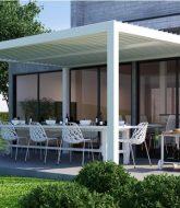 Veranda alu avignon par veranda contemporaine en kit