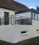 Isolation une veranda ou fenetre et veranda 37